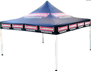 These easy ups will create a powerful and professional look for your company. Let us create one for you today start drawing more traffic to you.  sc 1 st  Advertising Balloons & Easy Up Tents Custom Printed EZ Up Canopy Tents Easy Up Tents ...